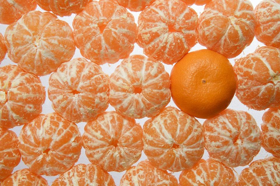 Mandarins Food Oran'zhevyj