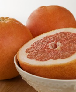Grapefruit is a terrific source of vitamin a and vitamin c